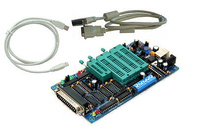 *NEWEST*  PCB6.0 EPROM programmer, BIOS, PIC, Designed in the USA !ShipfromUSA !
