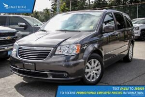2016 Chrysler Town & Country Touring Satellite Radio and Back...