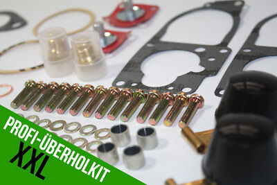 XL Dichtsatz Dichtungen VW Typ3 1500 1600 Solex 32PDSIT-2/-3 Vergaser PDSIT