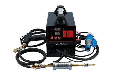 PowerTEC Zola 16 Panel Repair Welder Slide Hammer & Accessories