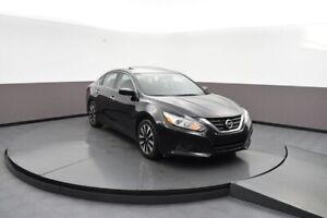 2018 Nissan Altima SV WITH SUNROOF, ALLOYS, PUSH BUTTON START, A