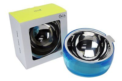 Dog Cat Pet Bowl Modern Stainless Steel Non-Toxic Acrylic Material Dishwasher