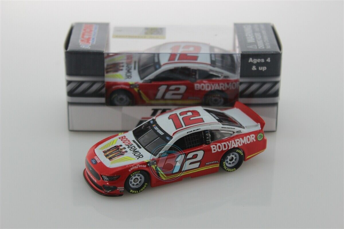 2020 RYAN BLANEY #12 BODYARMOR 1:64 Action In Stock Free Shipping