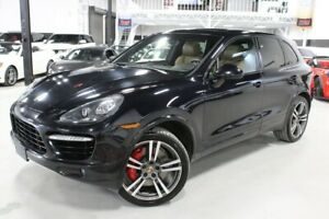 2014 Porsche Cayenne Turbo S | 21 INCH WHEELS | BOSE SOUND
