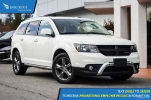 2015 Dodge Journey Crossroad Park Assist, DVD Player, Sunroof