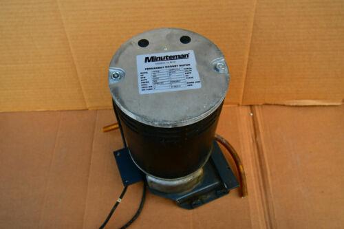 Minuteman 240x MC240024QP Floor Scrubber Brush Motor  24V   200574