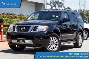 2012 Nissan Pathfinder LE Heated Seats, Heated Steering Wheel...