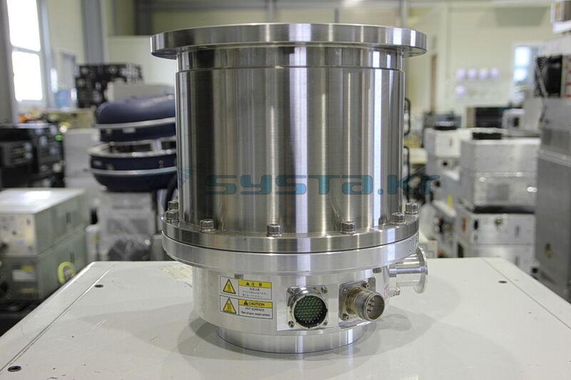 Shimadzu Molecular Pump(tmp-1303lmc-g2),tmp Power Unit(ei-d1303m)