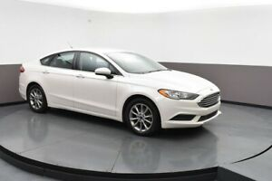 2017 Ford Fusion SE w/ HEATED SEATS, ALLOYS & BACKUP CAM - FEAST