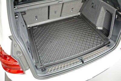 Kofferraumwanne für BMW X3 Allradantrieb G01 Steilheck Geländewagen SUV 5-türer