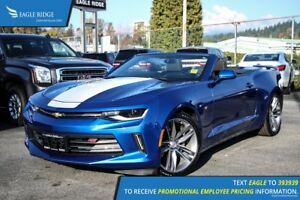 2016 Chevrolet Camaro 1LT Satellite Radio and Backup Camera