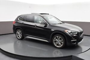 2019 BMW X1 28i x-DRIVE SUV w/ NAVIGATION, BACKUP CAMERA, BLUE