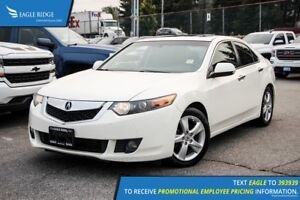 2009 Acura TSX Technology Package Sunroof and Heated Seats