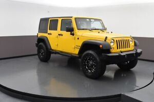 2015 Jeep Wrangler SPORT WRANGLER UNLIMITED TRAIL RATED 4x4 5DR