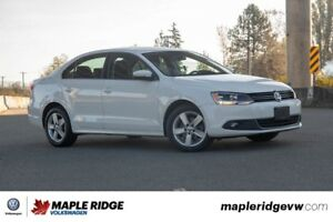 2013 Volkswagen Jetta - DIESEL, SUNROOF, GREAT COMMUTER