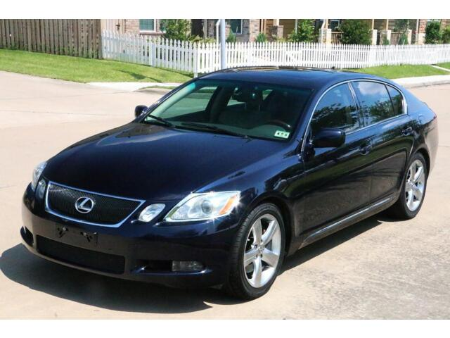 2007 LEXUS GS350,CLEAN TX TITLE,RUST FREE,RECENTLY SERVICED