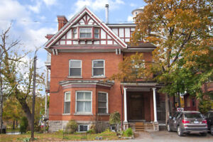 4 Bedroom Apartment Available in Centretown! | Dec. 1st Avail.