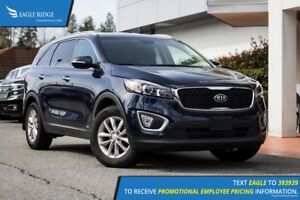 2017 Kia Sorento 2.4L LX AWD, Aux/USB, Heated Seats