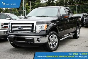 2012 Ford F-150 XLT Satellite Radio and Air Conditioning