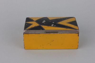 Rowenta Zigarrenkästchen , 1920er Jahre  -  Art Deko