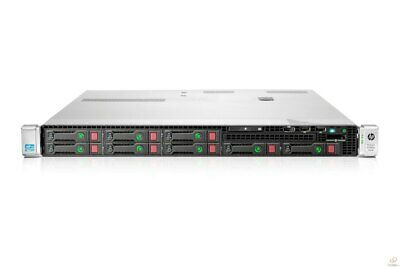 HP Proliant DL360p G8 SFF 8xBays/2x I-Xeon E5-2670 2.6GHz/128GB/P420i/2x750W