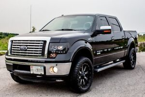 Ford F-150 Lariat with Nav