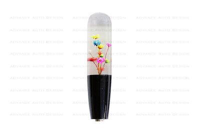 JDM Bubble FLOWER Shift Knob SHORT M10x1.25 M12x1.25 Nisan Toyota Seiko ES-41
