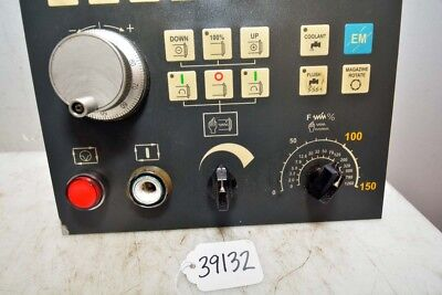 Hardinge Bridgeport Cnc Control Panel Inv.39132