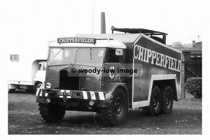 rp17698 - Chipperfields Circus Lorry - photograph 6x4