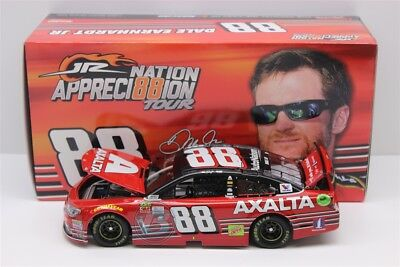 DALE EARNHARDT JR #88 2017 HOMESTEAD FINAL RIDE 1/24 NEW IN STOCK FREE SHIPPING