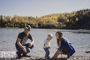 Young family seeking acreage to rent in Sturgeon County