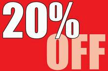 20% off All WOOD MULCHER - tOdaY CALL 0 -****2016 Penrith Penrith Area Preview