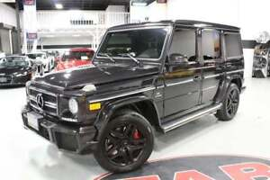 2013 Mercedes-Benz G-Class G63 AMG | 4-MATIC | FULLY EQUIPPED