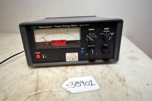 Newport Power/Energy Meter Model 1825-C (Inv.38902)