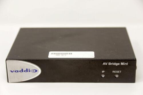 Vaddio 999-8240-000 AV Bridge Mini Video Encoder N A 9998240000