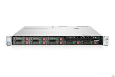 HP Proliant DL360p G8 SFF 8xBays/2x I-Xeon E5-2680 2.7GHz/128GB RAM/P420i/2x750W
