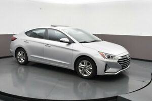 2019 Hyundai Elantra GLS- SUNROOF, HEATED SEATS, BACKUP CAMERA,