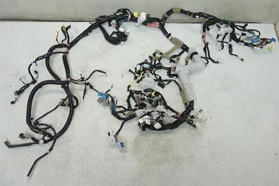 2013 Lexus ES300h Instrument dash dahboard harness wiring cabin 82141-33Z80