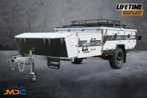 AUSRV LX (by MDC) DUAL FOLD OFFROAD CAMPER TRAILER -From $109/week* Lansvale Liverpool Area Preview