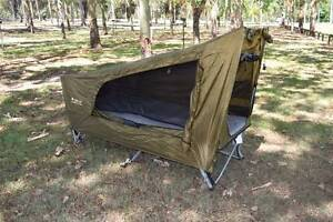 Oztrail Easy Fold Single Stretcher Tent - Only Used for 3 nights North Lakes Pine Rivers Area Preview