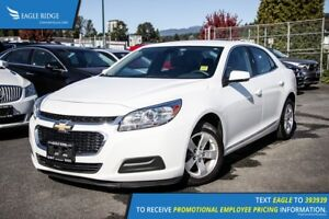 2015 Chevrolet Malibu 1LT Satellite Radio and Air Conditioning