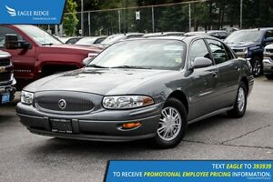 2005 Buick LeSabre Limited Leather Seating and Heated Seats