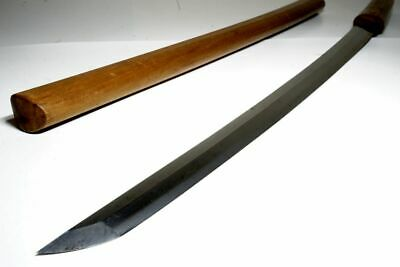 "Sign & Dated: Japanese Samurai Wakizashi Sword ""Norimitsu 則光"" Katana Nihonto"