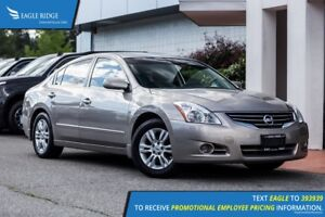 2012 Nissan Altima 2.5 S Sunroof, Heated Seats, Power Seats