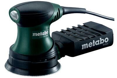 Metabo Exzenterschleifer FSX 200 INTEC 240W im Kunststoffkoffer (609225500)