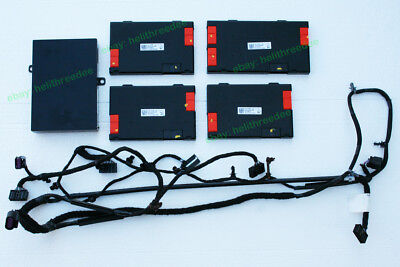 Chevy Volt Stock Main and Modules BMS with cable for Lithium Ion Battery