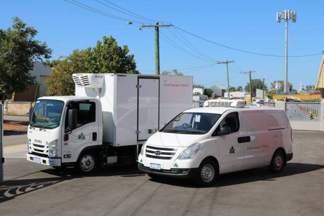 Dcg Rentals Pty Ltd Refrigerated Transport Hire Perth