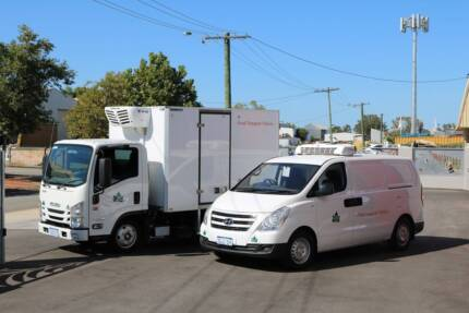 Refrigerated Transport Rentals Perth