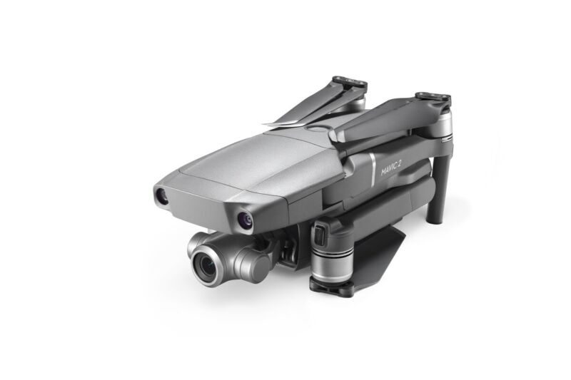 DJI Mavic 2 Zoom Quadcopter (DJI Refurbished)