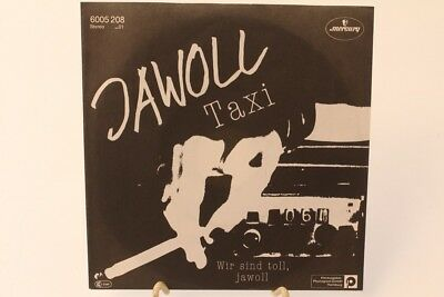 Jawoll Taxi We Are Toll  Jawoll Stereo 6005 208 Mercury Vinyl Record